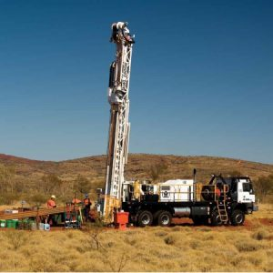 diamond-drilling